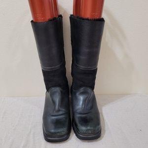 Vintage La Canadienne boots